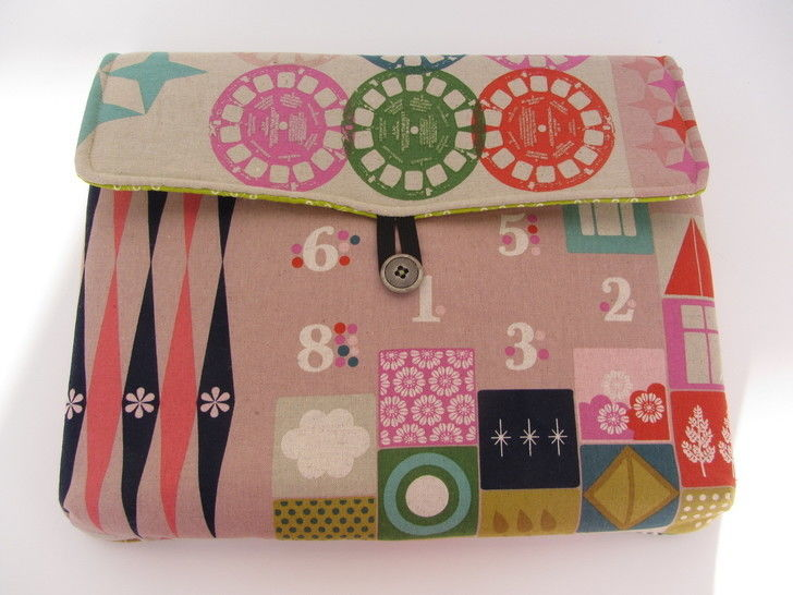 Padded Laptop Sleeve Cover Pouch bag pouches at Makerist - Image 1