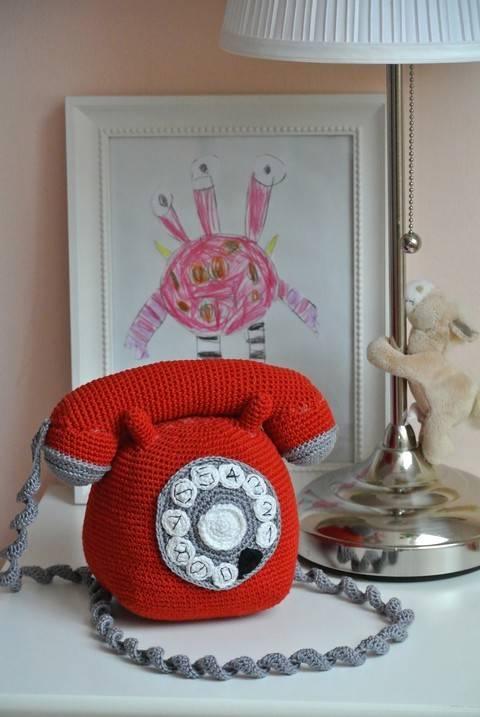 Old-Style-Telefon bei Makerist