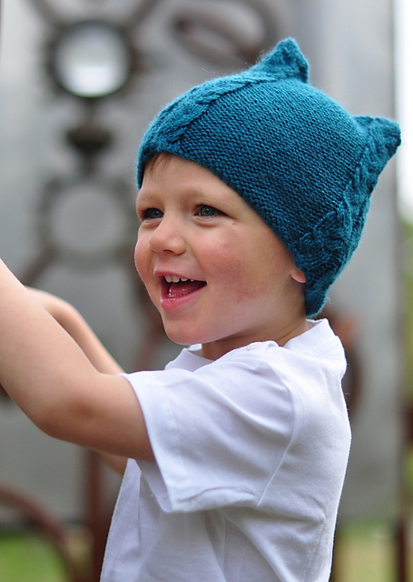 Tricable hat - knitting pattern