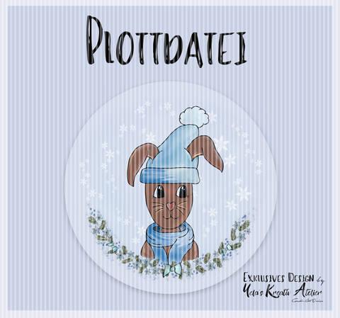 """Plotterdatei  Yela`s Kreativ Atelier """" Wintermilo """""""