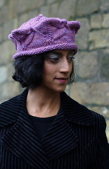 Tudor Cap - knitting pattern at Makerist - Image 1