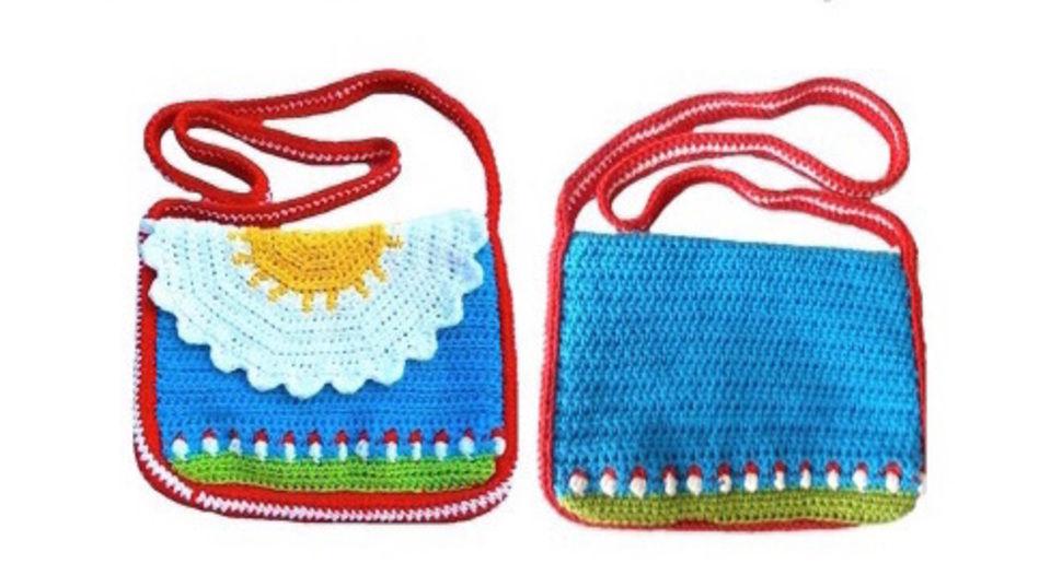 Häkelanleitung: Tasche Sommerduft bei Makerist - Bild 1