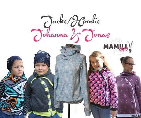 Kombi-EBook Lady Johanna & Little Johanna/Jonas