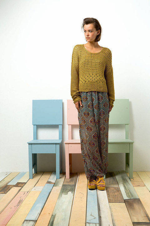 LANG YARNS Gloria - Pullover bei Makerist