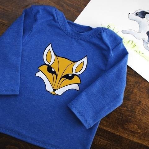Fuchs Wildfang - Plotterdatei bei Makerist