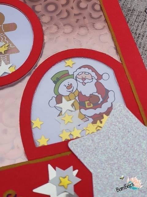 Digi Stamp Christmas Friends