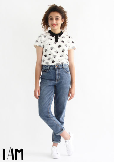 Chouette - Polo Shirt And Bodysuit at Makerist - Image 1