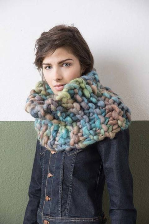 Loop / Snood  chez Makerist