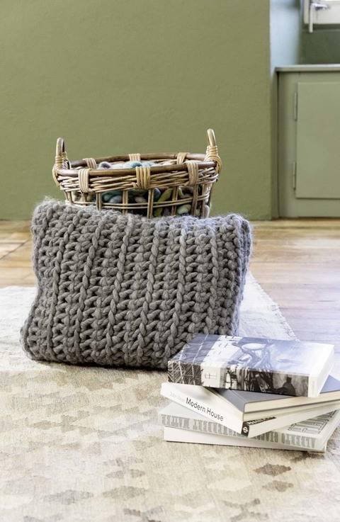 Coussin - tutoriel de crochet