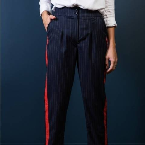 BRUGES trousers - sewing pattern with detailed instructions (en)