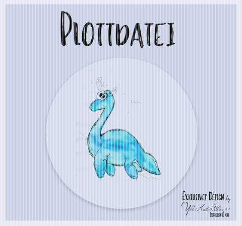 "Plotterdatei  Yela`s Kreativ Atelier "" Izzy """