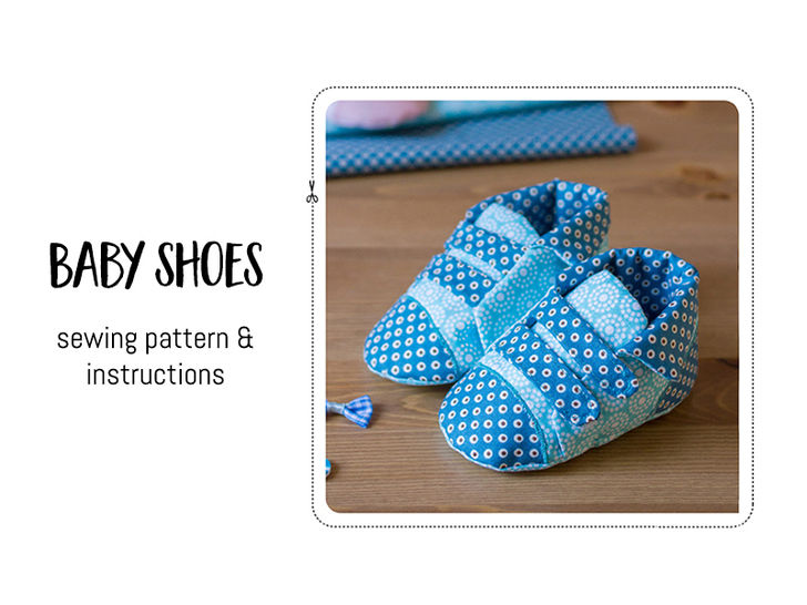 Baby shoes at Makerist - Image 1