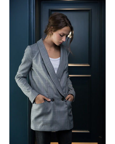 AMSTERDAM blazer - sewing pattern and tutorial with detailed instructions at Makerist - Image 1
