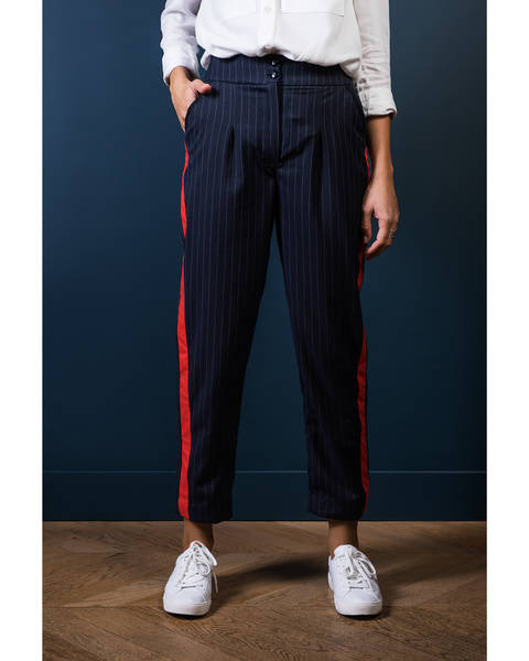 BRUGES trousers - sewing pattern with detailed instructions at Makerist