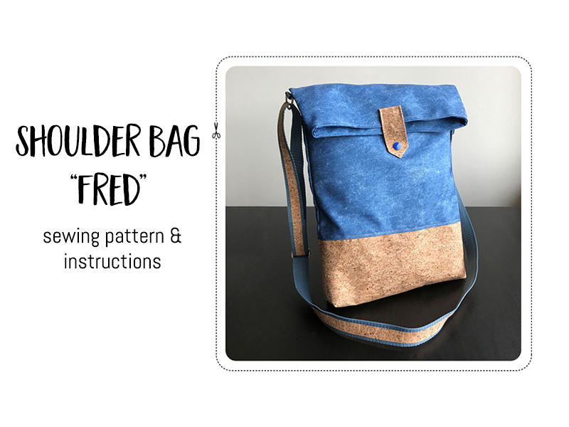 "Shoulder bag ""Fred"""