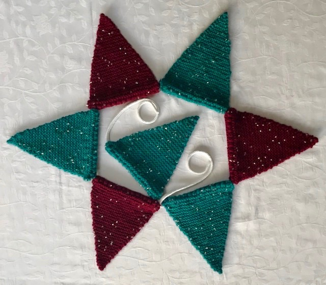 Simple Festive Bunting