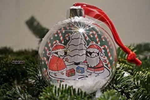 Püppi & Bursche feiern Weihnachten bei Makerist