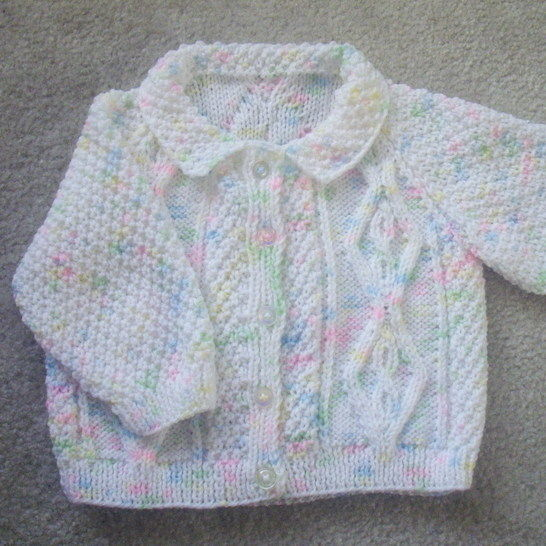 Aoibh toddler cardigan at Makerist - Image 1