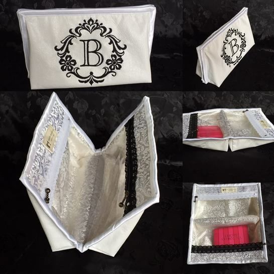 Cosmetic bag Shell pouch at Makerist - Image 1