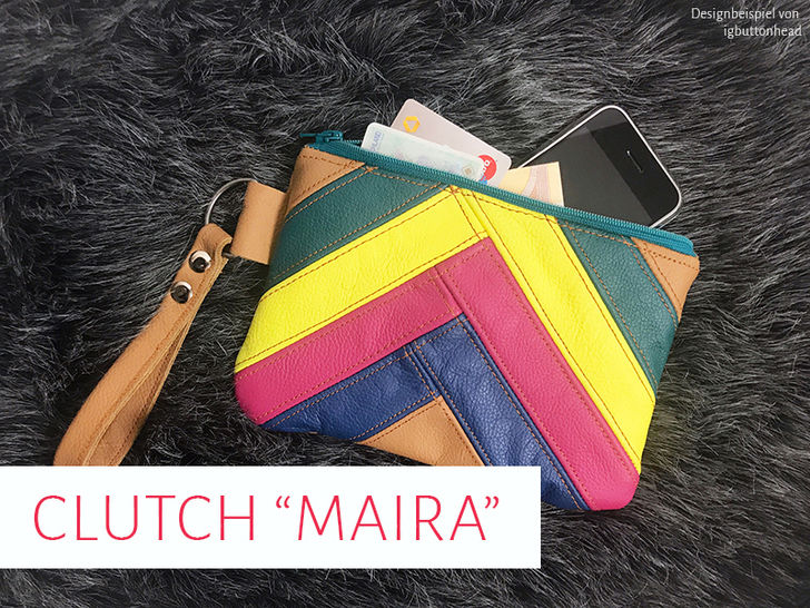 "Clutch ""Maira"" bei Makerist - Bild 1"
