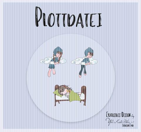 """Plotterdatei  Yela`s Kreativ Atelier """" Sandmann und Co."""""""