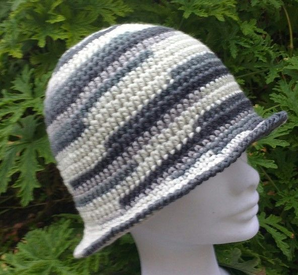 Crochet Cloche Pattern at Makerist - Image 1