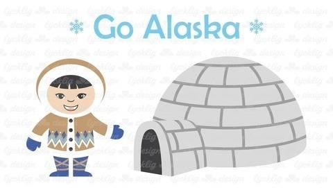 Plotterdatei Alaska Eskimo Junge bei Makerist