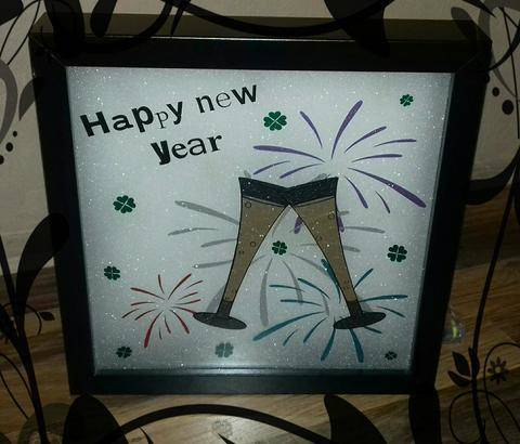 Happy new year  bei Makerist