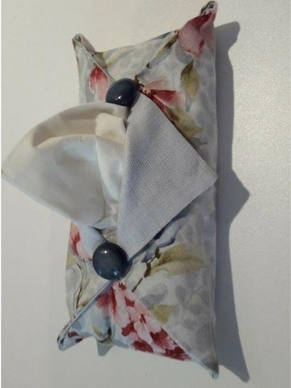 Etui à mouchoirs japonais  chez Makerist - Image 1