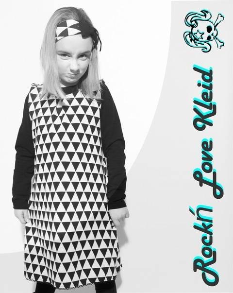 Rock`n Love Kleid * Gr. 74 - 158 * Freestyle Rocker *