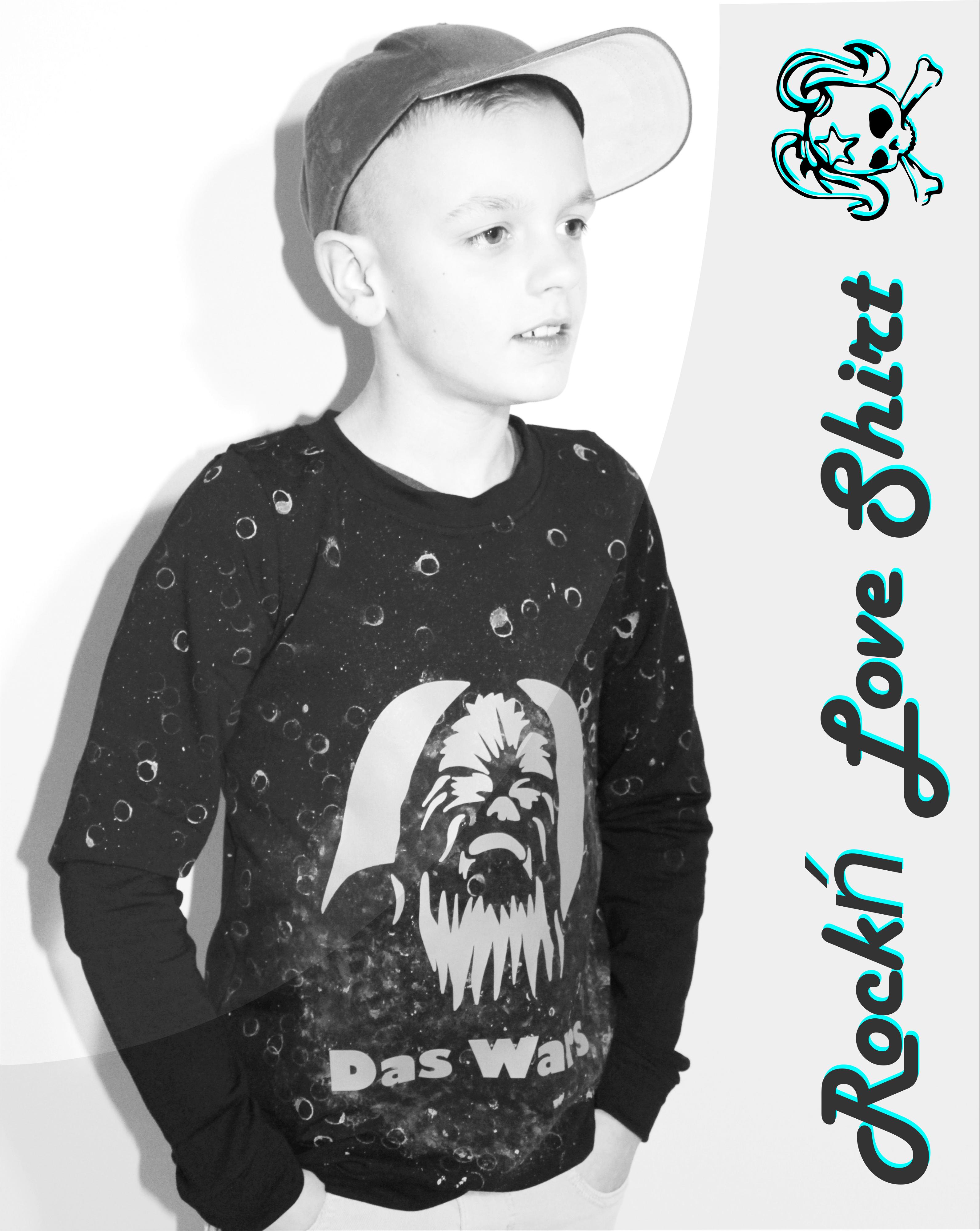 Rock`n Love Shirt * Gr. 74 - 158 * Freestyle Rocker