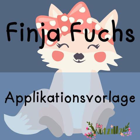 Applikationsvorlage Finja Fuchs