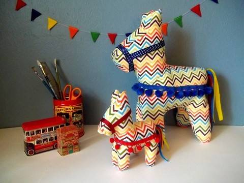 Pinata Stuffed Animal PDF Sewing Pattern