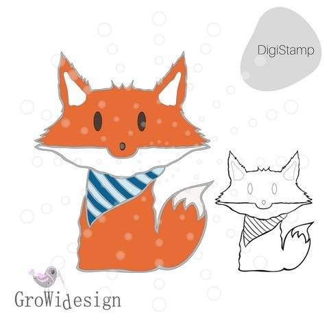 Herr Fuchs DigiStamp inkl. Minilizenz