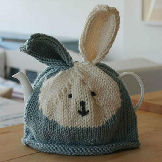 Bunny Rabbit Tea Cosy at Makerist - Image 1