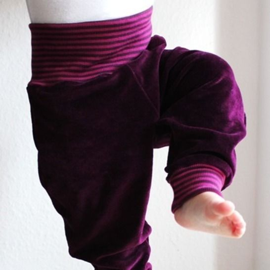 "eBook Babyhose ""Pantaloni"" Gr. 56-98 Schnittmuster und Nähanleitung bei Makerist - Bild 1"