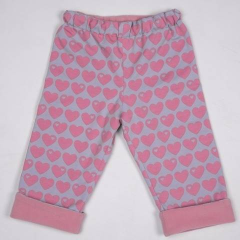 FIOCCO Baby Pants Pattern, trousers, sweatpants