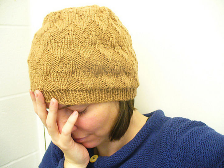 Chevy Knit Hat pattern at Makerist - Image 1