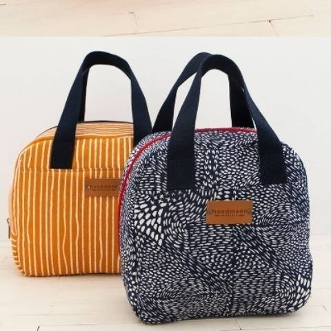 #1311 Russel Lunch Bag PDF Pattern at Makerist