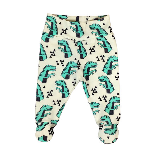 Baby footed pants free sewing pattern at Makerist - Image 1