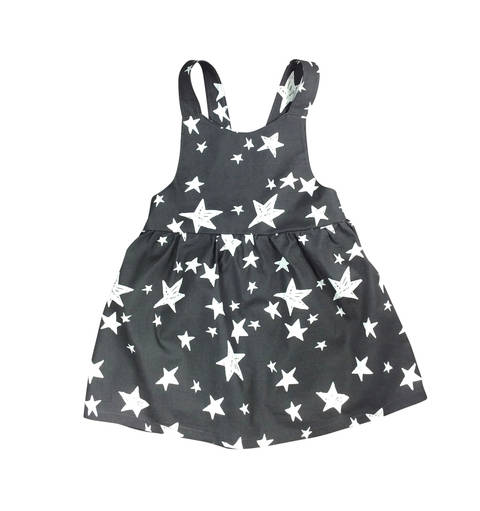 Baby pinafore dress pattern, apron dress sewing patterns pdf, girls pinafore dress, dungaree dress sewing pattern at Makerist