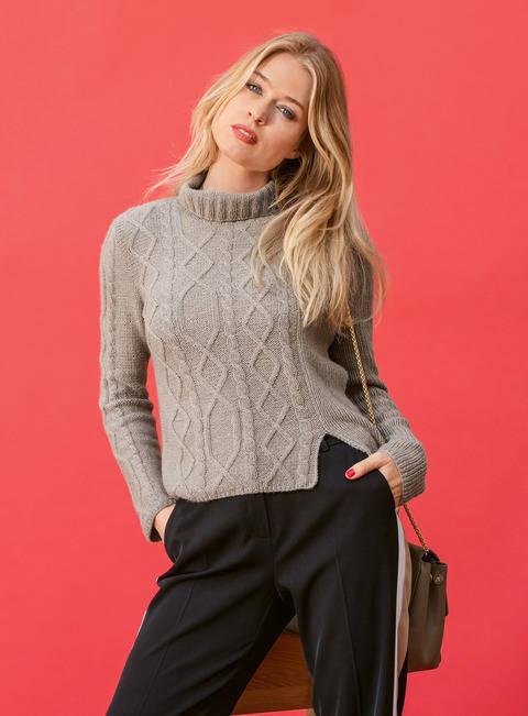 Damen-Pullover Crissy bei Makerist