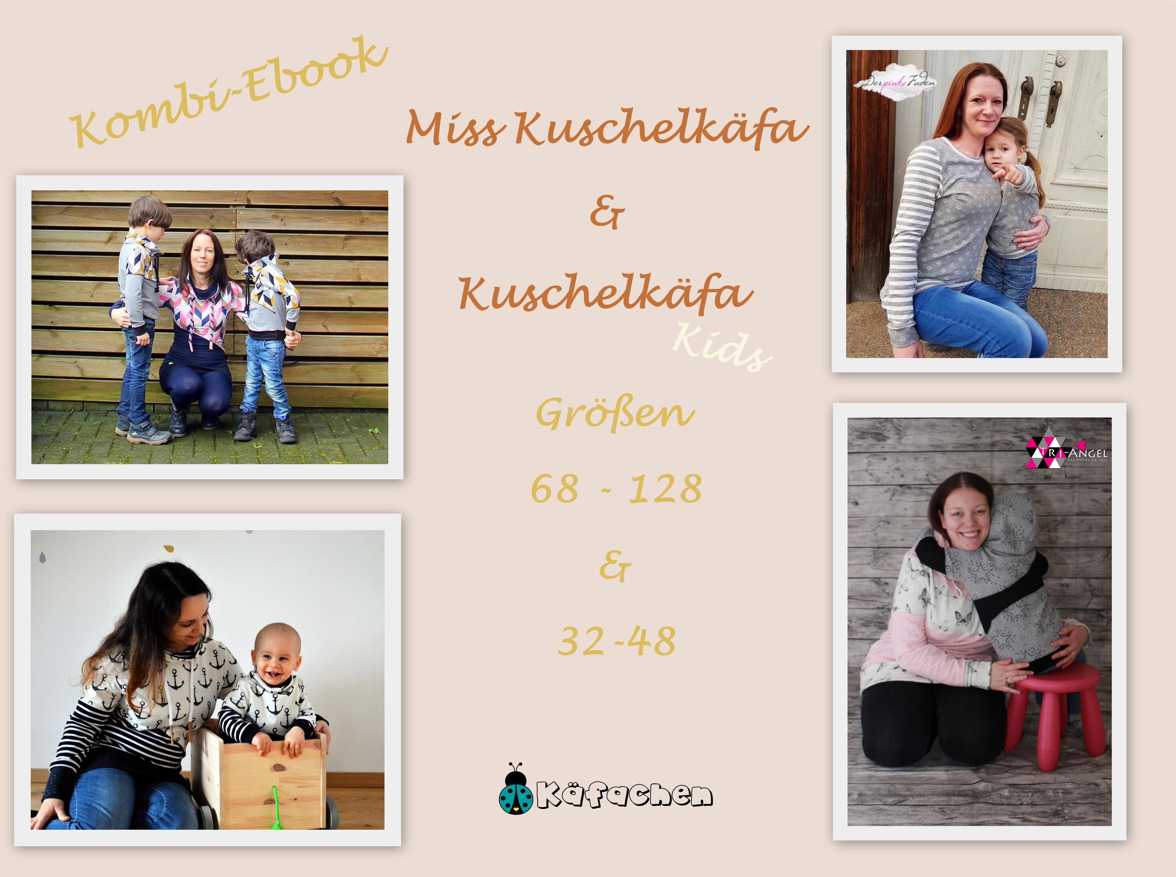 KOMBI (Miss) Kuschelkäfa Kids