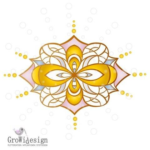 Mandala 2 by GroWidesign