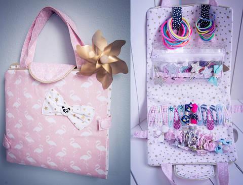 Le mini sac de beauté MIMY chez Makerist
