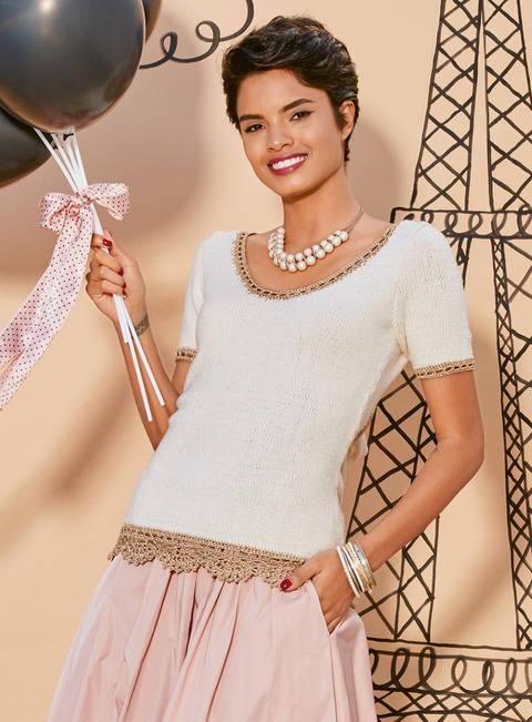 Damen-Pullover Renette bei Makerist
