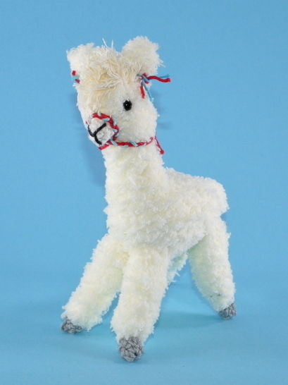 Alpaca Amigurumi crochet pattern at Makerist - Image 1
