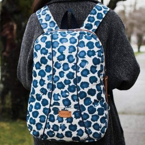 Shelly Backpack PDF Pattern (#1349)
