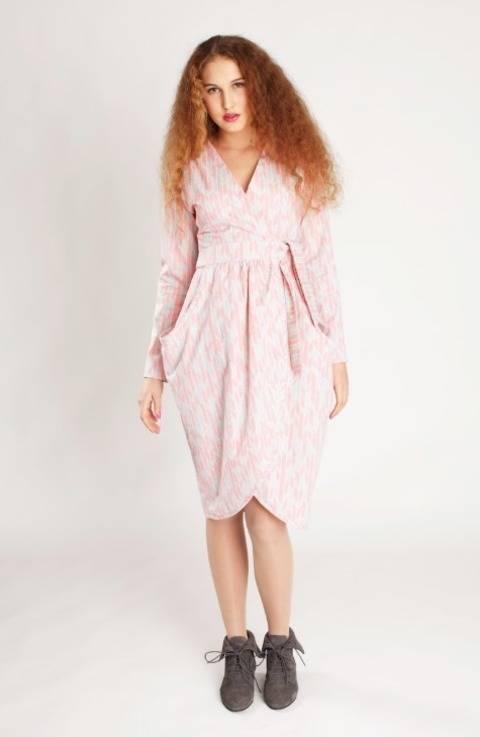 Schnittmuster und Nähanleitung Kleid Sally