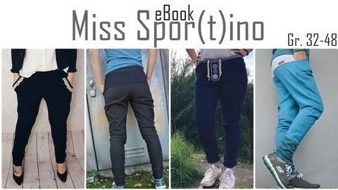 Miss Sportino / Anleitung + Schnittmuster